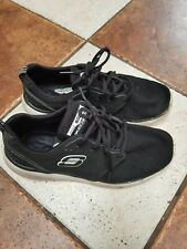 Boys Skechers Trainers Size 6(39) 25cm Used