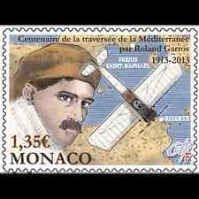 monaco 2013 Roland Garros aviation airplane Morane Saunier people mediterrenee 1