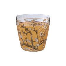 Goebel Mandelbaum gold Windlicht Vincent van Gogh Künstler Teelicht NEUHEIT