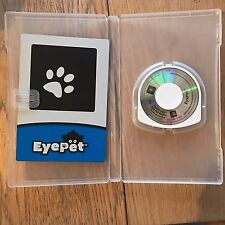 Sony Playstation PSP Game Eye Pet game Full Game Promo Version