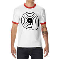 SCRATCH Funny Men's Ringer T-shirts Cotton Short Sleeve Raglan Tops summer Tee