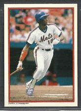 Lot Of 25 1984 Topps All-Star Set Baseball Darryl Strawberry Glossy Card # 29