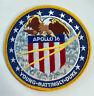 Vintage NASA Apollo Program Apollo 16  Mission Patch Young / Mattingly / Duke