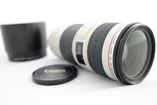 Canon EF 70–200mm f/4L IS USM Camera Lens (2309C002)