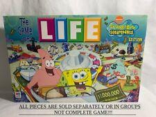 U-PICK 2005 SPONGEBOB SQUAREPANTS GAME OF LIFE - Piece Lot - Hasbro