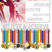 Edelstahl Medaillenhalter Medaillenständer Medaillen Aufhänger Anzeige Halterung