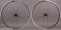 Mavic CXP Elite Shimano 5800 105 Hubs Black Road Bike Wheelset 8 9 10 11 Speed