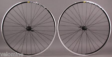 Mavic CXP Elite Shimano 7000 105 Hubs Black Road Bike Wheelset 8 9 10 11 Speed