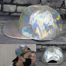 For Bigbang G-dragon Holographic Snapback BACK TO THE FUTURE Cap MARTY MCFLY Hat