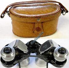 Nice Original Pair of Working Vintage Japanese JANA 6 x 15 IFC Binoculars + Case