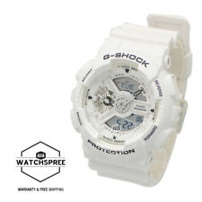 Casio G-Shock Marine White Special Color Model Watch GA110MW-7A