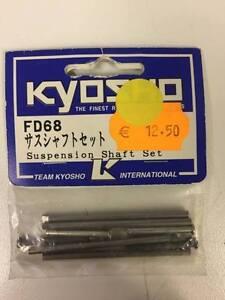 Kyosho FD68 Suspension Shaft Set