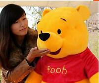 2020 Giant Huge Big Winnie The Pooh Bear Stuffed Animal Plush Toys Gift 100cm