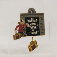 WDW - Goofy Tower of Terror Dangle - Disney Pin 16537