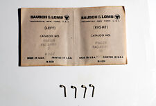 10 pairs NOS Bausch Lomb B&L Ray-Bans Replacement Pad Arms