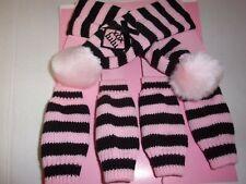 Puppy Dog Lulu Pink Scarf Leg warmers accessories Xs/S