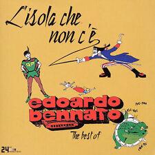EDOARDO BENNATO - L'ISOLA CHE NON CE'E NEW CD