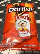 [2 Bags x 7.6oz] Doritos Tapatio Flavored Tortilla Chips Sabritas Spicy Snack 💢