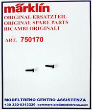 MARKLIN   75017 750170  VITE (2pz) -  SCHRAUBE-ZYL.  (2 Stück)