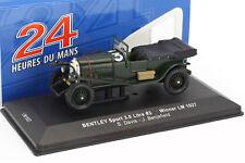 1 43 Ixo Bentley Sport 3.0 Litre Winner 24h le Mans 1927