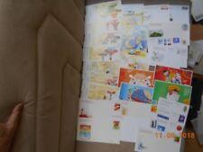 Echte postfrische Briefmarken aus China als Sammlung
