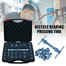 1 Set (25Pcs) Bicycle Bearing Press Kit Installation Tool with Case Bike Bottom