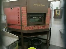 Forno Professionale x Pizzeria ,Forni La Porta 8 pizze a gas , platea elettrica