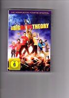 The Big Bang Theory - Die komplette fünfte Staffel (2012) DVD