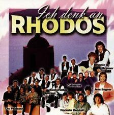 Ich denk an Rhodos (1998, Koch) Nockalm Quintett, Duo Herzklang, Brunner .. [CD]