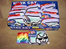 1x RETRO INTERNET FAD COOL JAZZ NYAN CAT POP TART Plush w/ SOUND from 2012
