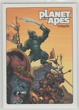 """2001 Dark Horse: Comics Signing Card Sdcc Planet Of The Apes """"Promo Card"""" #Apes1"""