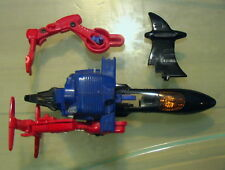 Starriors VINTAGE 1985 Starrunner Speedtrap Lot of 3 Parts C-3 Damaged TOMY!!!!!