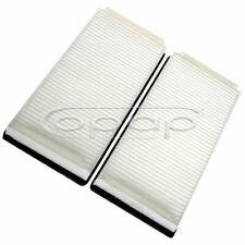 2x Innenraumluftfilter für Mercedes-Benz E+S Kl. Maybach entsp. CU2745-2 FK00036