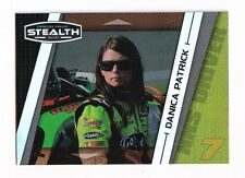 Danica Patrick ROOKIE card 2010 Stealth #41 BV$8!