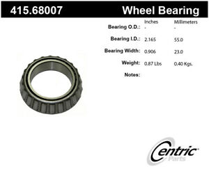 Wheel Bearing-4WD Centric 415.68007