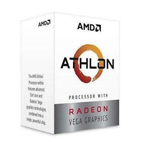 AMD Athlon 200GE - 3.2GHz 3200 MHz AM4 ZEN Raven Ridge Processor NEW