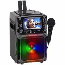 Karaoke Usa Gq450 Portable Rechargeable Dg/Mp3G Bluetooth Karaoke Player