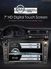 AUTORADIO OPEL ASTRA CORSA MERIVA ZAFIRA ANTARA GPS DVD USB SD DVX MP3 CANBUS XT
