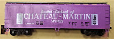 Ahm Private Owner Refrigerator Car K Ch Wines Ho Scale Train / C