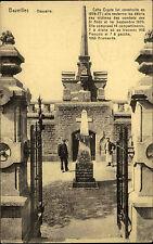 1. Weltkrieg Feldpostkarte Bazeilles Ossuaire Feldpost 1917 n/ Loschwitz Dresden