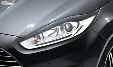 RDX Scheinwerferblenden FORD Fiesta MK7 JA8 JR8 (2012+) Böser Blick Blenden