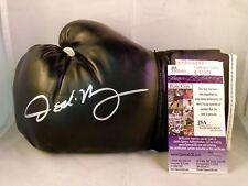 Oscar De La Hoya Hand Signed Boxing Glove Champ JSA CERT