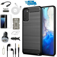 For Samsung Galaxy S20 Ultra S20+ Plus 5G Case Shockproof Cover Accessory