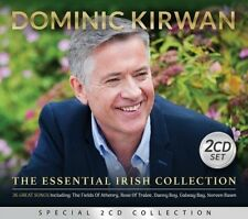 DOMINIC KIRWAN - ESSENTIAL IRISH COLLECTION 2CD 2018