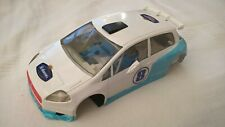 Scalextric NSR Fiat Abarth 2000s Body Shell & Under Pan  VG Used 1/32 Scale