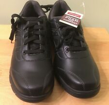 Wrangler Memory Foam Casual Black Lace Up Shoes - Men's Size 7.5 - New