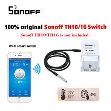 SONOFF Waterproof DS18B20 Temperature Sensor Wifi DIY Smart Home Automation P3Y6