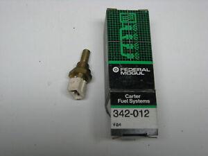 Temperature Sensor fits 82-87 Nissan 200SX Stanza Pulsar NX Sentra 342-012 TX18