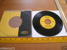 1950s David Houston Epic 45 Record 5-10025 Vg+ Almost Persuaded We Got Love