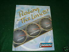 Lindberg Catalog - 1996 approx 24 pages Cover 2